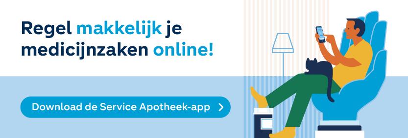 Service Apotheek App